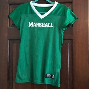 Tops - Pre-loved Marshall University Jersey